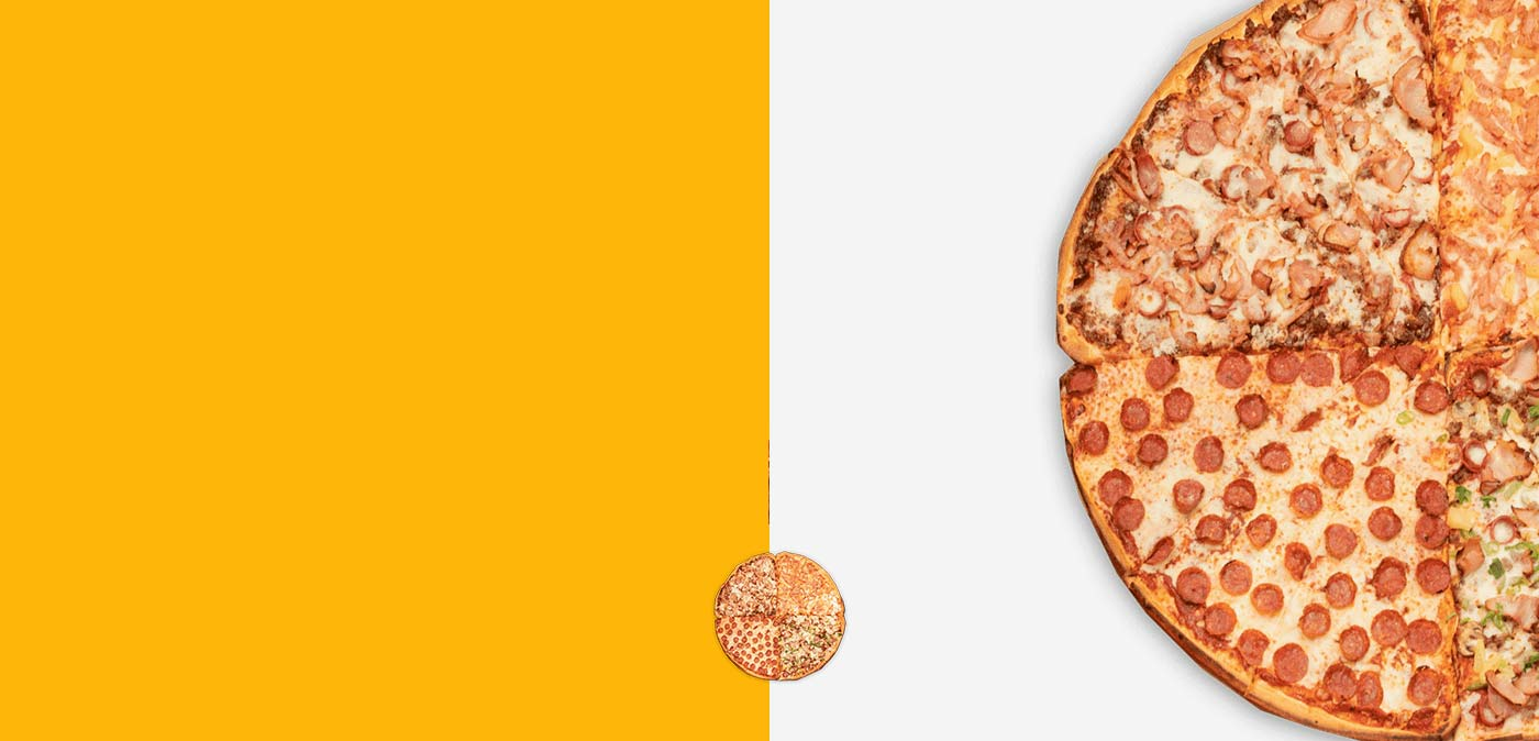 Fat Ducks Pizza Banner Image