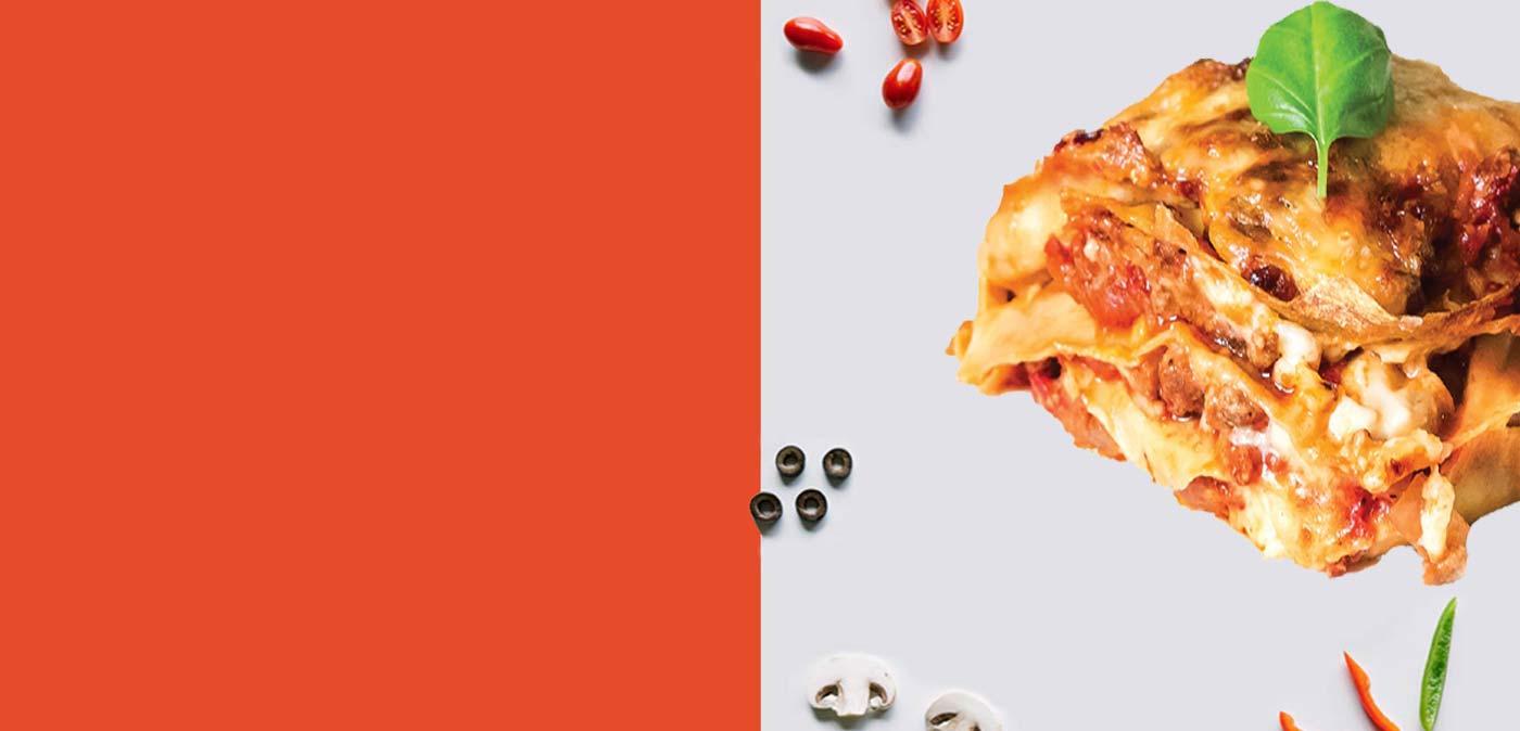 Fat Ducks Lasagna Banner
