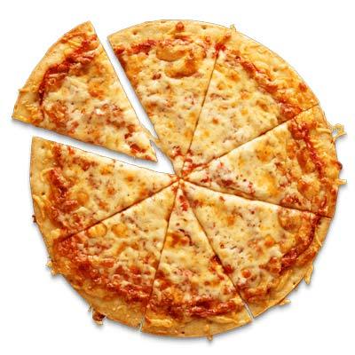 Fat Ducks Cheese Pizza